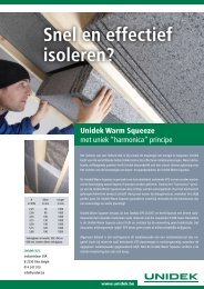 leaflet Warm Squeeze Unidek NLFR.pdf - Architectura