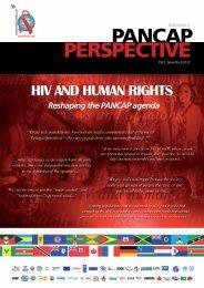 HIV AND HUMAN RIGHTS - PANCAP- Pan Caribbean Partnership ...
