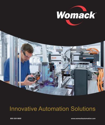 Innovative Automation Solutions - Womack Machine Supply Co.