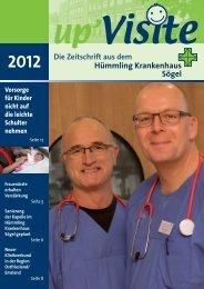 Up Visite - Hümmling Krankenhaus Sögel