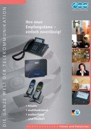 Hotels - bei STW Datentechnik