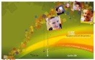 Rapport annuel de gestion 2005-2006 - UQAC