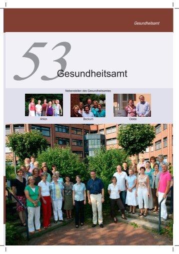 Gesundheitsamt - Kreis Warendorf