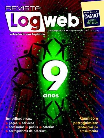 Edição 108 download da revista completa - Logweb