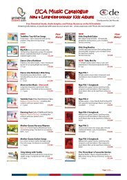 UCA Catalogue - Universal Childrens Audio