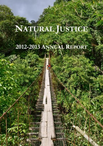 Read More - Natural Justice