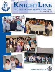 MSB vol 13-2010.indd - Lexington Catholic High School