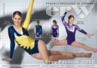 ERVY Gymnastik Flyer 2010 - Natalies-GymnastikShop
