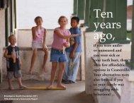 2011 Community Report - Brandywine Health Foundation