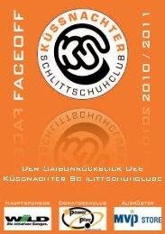 KSC 2011 - küssnachter schlittschuhclub