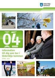 Informationsblad april 2012 - Södertälje kommun