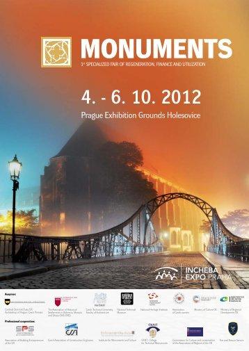MONUMENTS - Incheba Expo Praha