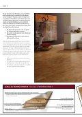 Prospekt Korkböden (pdf) - Das Korkparkett - Seite 6