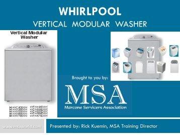 MSA VMW PP Presentation - MSAWorld.com