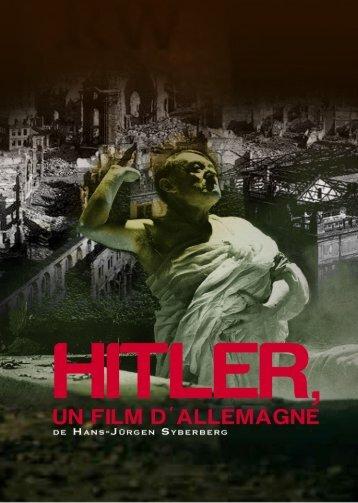 Hitler, un film d'Allemagne - Syberberg