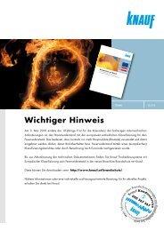 -Detailblatt TRO50 Revisionsklappen.indd - Knauf Österreich