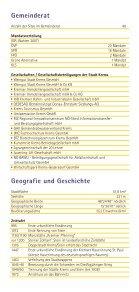 Krems in Zahlen 2012 - Krems an der Donau - Seite 4