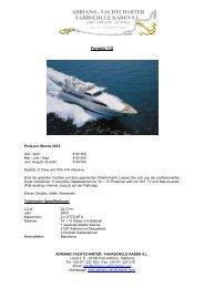 PDF-Datei ferretti_112_DE.pdf - Adriano Yachtcharter