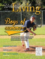 July - Iowa Living Magazines