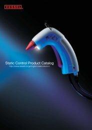 Static Control Product Catalog