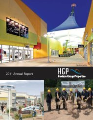 Atlanta - Horizon Group Properties