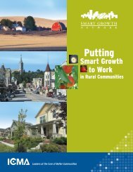 Putting Smart Growth to Work in Rural Communities - State of Rhode ...