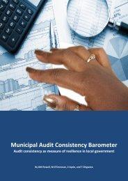 20140707 Municipal Audit Consistency Barometer