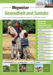Gesundheit und Soziales - Landratsamt Freising
