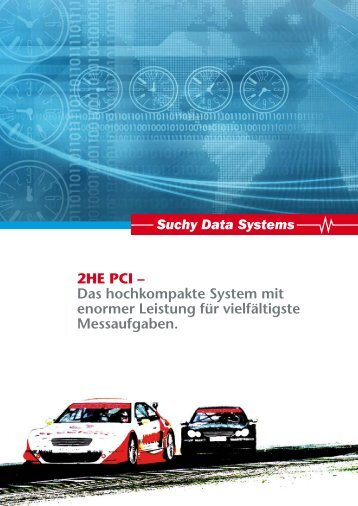 2HE PCI - Suchy Data Systems GmbH