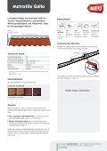 METROTILE Gallo.pdf - GMS Dach - Page 2