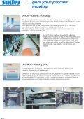 SUCHY Textilmachinenbau GmbH brochure - Suchy ... - Seite 6