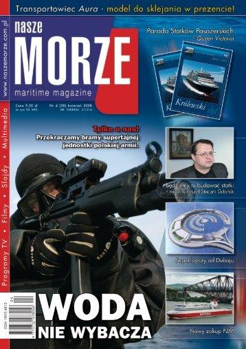 Ściągnij nr 28 z 04/2008 - PortalMorski.pl