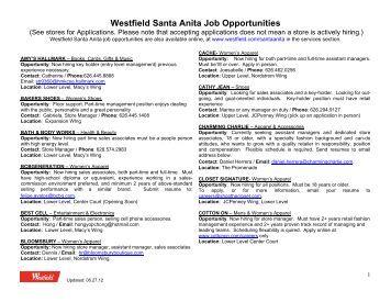 01118febe7bd Westfield Santa Anita features + retailers including Nordstrom