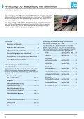 PFERD-Werkzeuge für die Bearbeitung von Aluminium - Seite 2