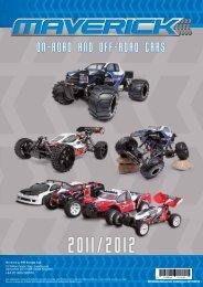 2011/2012 - HPI Racing UK
