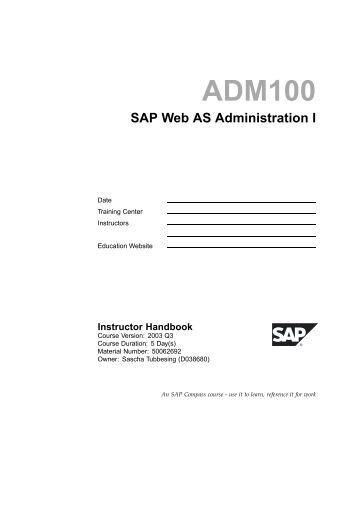 SAP System - SAP Techies