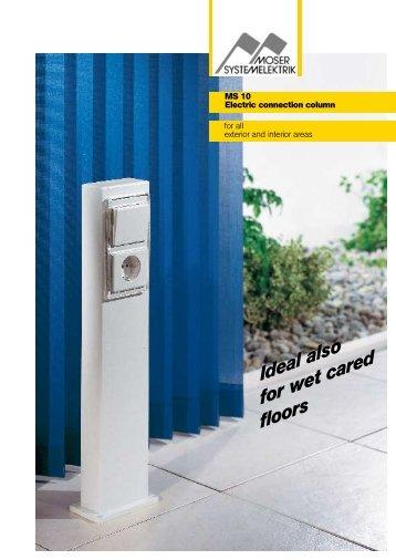 Brochure MS 10 - Moser Systemelektrik