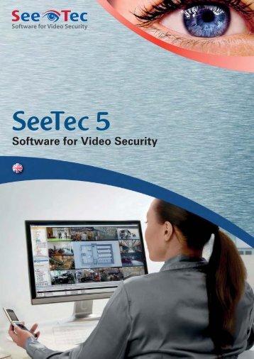 Datasheet SeeTec 5 - Convision