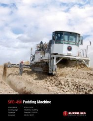 SPD-450 Padding Machine - Worldwide Machinery