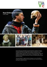 Royal Shakespeare Company V5 V2.indd - RealVNC