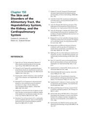 Chapter 150 The Skin and Disorders of the Alimentary Tract, the ...