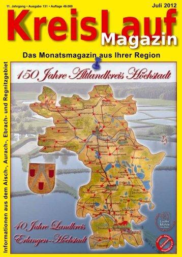 KreisLauf-Magazin Ausgabe Juli 2012