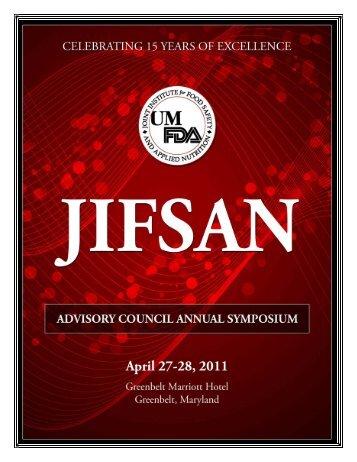 Program Book.pdf - jifsan - University of Maryland