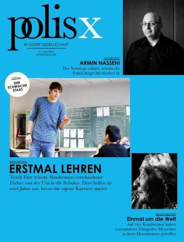 ErSTmal lEHrEN - Klaas Jarchow Media