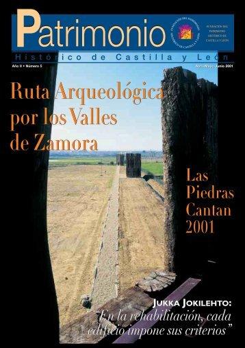 Revista: Año 2 - Número 5 - Fundación del Patrimonio histórico de ...
