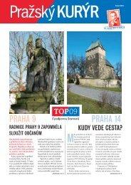 PRAHA 9 PRAHA 14 - TOP 09