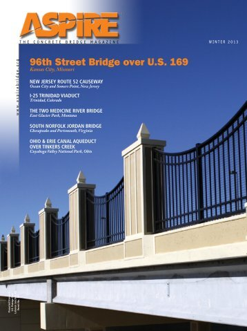ASPIRE Winter 1 - Aspire - The Concrete Bridge Magazine