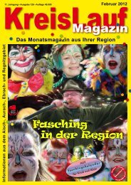 18. Februar 2012 - KreisLauf Magazin