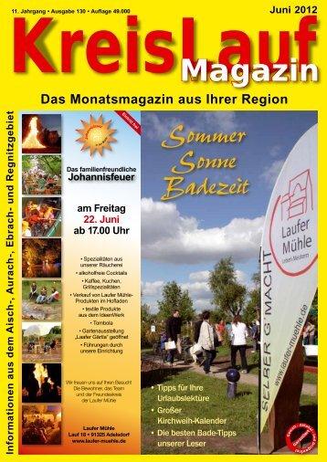 KreisLauf-Magazin Ausgabe Juni 2012