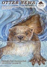 Newsletter (OtterNews46) - The International Otter Survival Fund